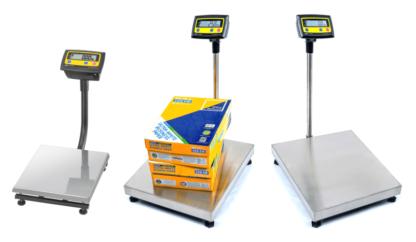 parcel scale EM Series