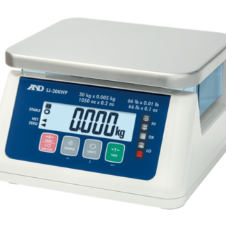 waterproof bench scale SJ-WP